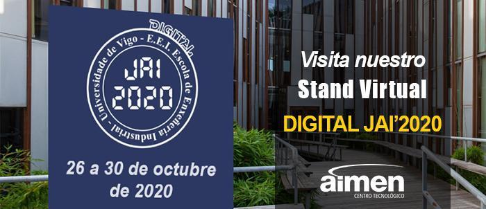 AIMEN participates in DIGITAL JAI'2020