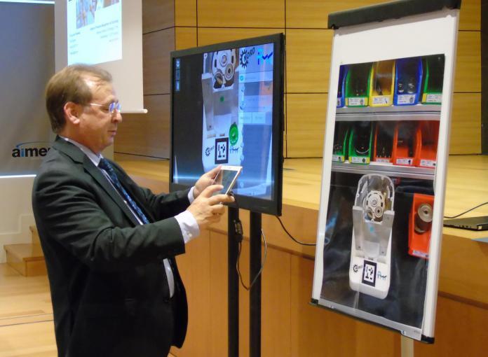 AIMEN y GKN Driveline Vigo presentan las capacidades de la RA y la RV para mejorar los procesos productivos