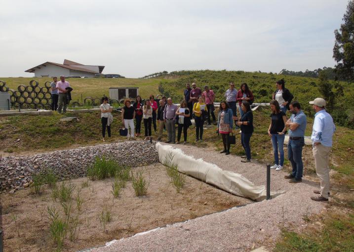 El proyecto WETWINE aplica soluciones innovadoras para valorizar los residuos del sector vitivinícola
