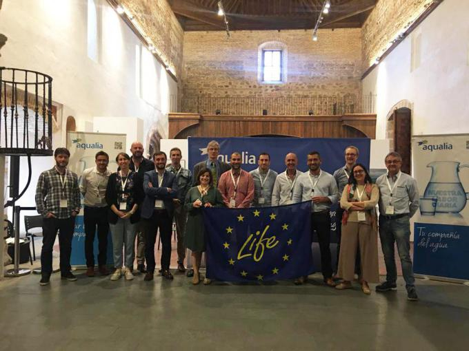 AIMEN participates in a European initiative for the wastewater treatment and the recovery of water resources in small communities applying innovative hybrid technologies