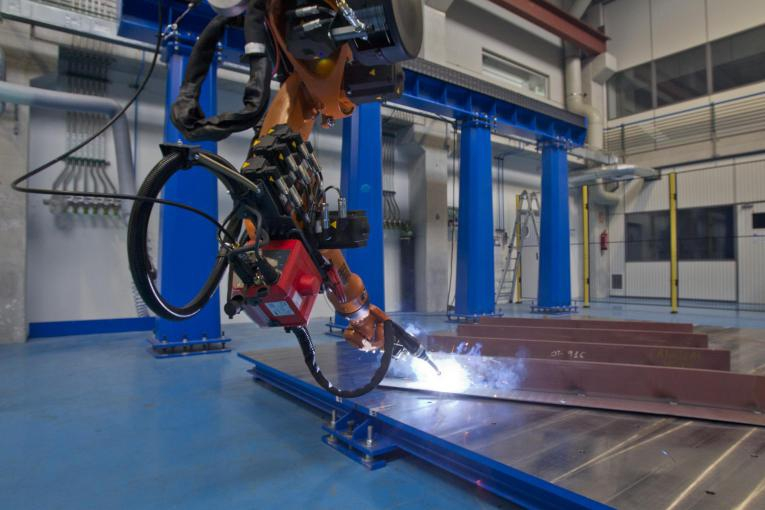 AIMEN leads a pioneering project to implement the digital manufacture of large parts