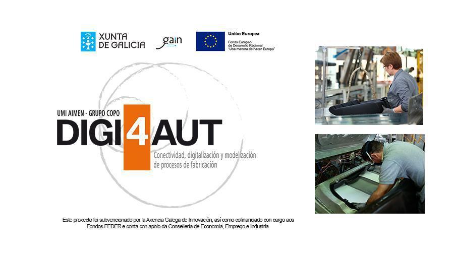 UMI DIGI4AUT :: Digitalización de los procesos de fabricación de espumas para automoción