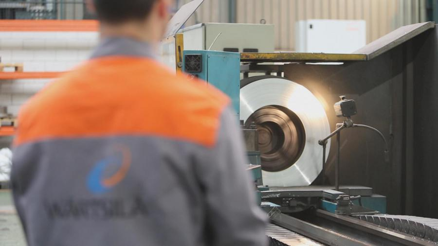 WÄRTSILÄ IBÉRICA and AIMEN consolidate the NEXT-BEARINGS Joint Research Unit until 2020